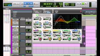 protools   how to mix drums   drum eq