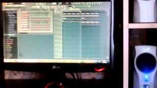 Небольшой проект в FL Studio(, 2015-07-20T13:42:54.000Z)