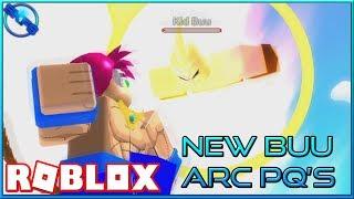 NOVAS MISSÕES PARALELAS MAJIN BUU ARC! {} ROBLOX-Dragon Ball Online Revelations