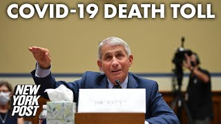 Fauci predicts more than 300,000 COVID-19 deaths by end of year | New York Post