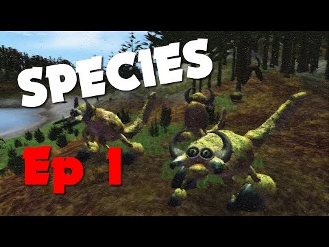 SPECIES ALRE 0.8: Season 2 - Ep 1