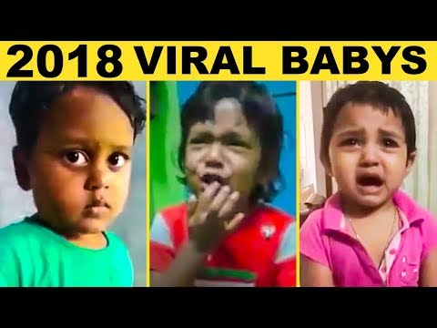 Viral Videos of Cute Babies in 2018