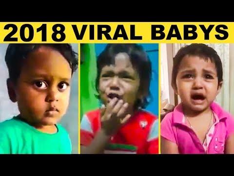 Viral Videos of Cute Babies in 2018