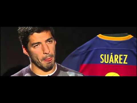 Luis Suárez, en el Hat-trick Barça [18-10-2015][Parte 2 de 2]
