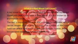 Red Blood Cell Count Abnormal