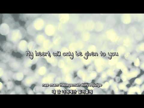 Kang Minhyuk- 별 (Star)  lyrics [Eng. | Rom. | Han.]