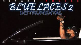 Nipsey Hussle - Blue Laces 2 (Instrumental)