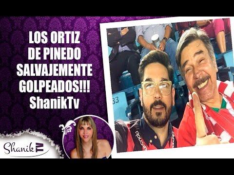LOS ORTIZ DE PINEDO SALVAJEMENTE GOLPEADOS!!! ShanikTv