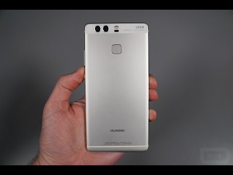 Huawei P9 In HANDS - Short Tech Review & For Sale at Mediamarkt