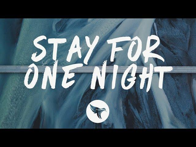 ToWonder - Stay For One Night (Lyrics) feat. Mazen Awad