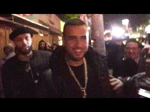 French Montana Laughs When Asked About Kanye And Amber Rose Twitter Feud