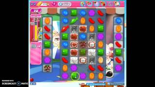 Candy Crush Level 1378 help w/audio tips, hints, tricks