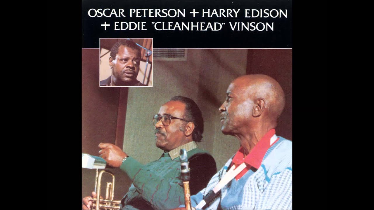 Eddie Cleanhead Vinson Featuring Larry Coryell You Cant Make Love Alone