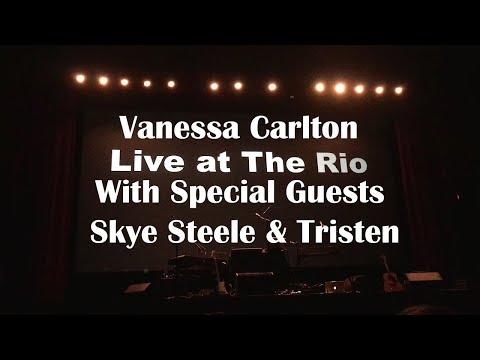 Vanessa Carlton at the Rio Theatres in Vancouver