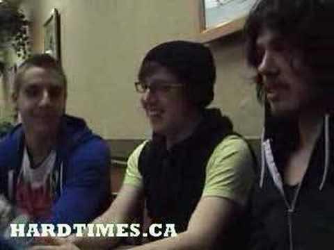 Tora Tora Video Interview hardtimes.ca