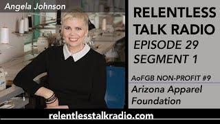 RELENTLESS TALK RADIO : EPISODE #29 | SEGMENT 1
