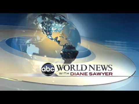ABC World News with Diane Sawyer Open (2009 - 2012)
