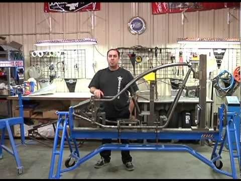 Texas Bike Works Shows You How They Build A Frame Youtube