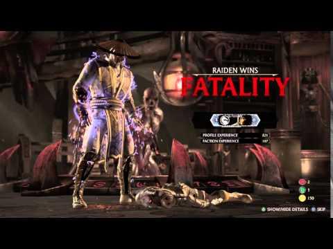 Mortal Kombat x Qc-FLEISHER