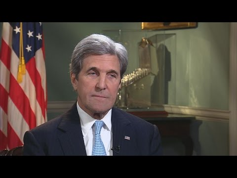 Secretary of State John Kerry (January 10, 2017) | Charlie Rose