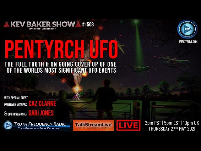 The UFO Event They Don't Want You To Know About