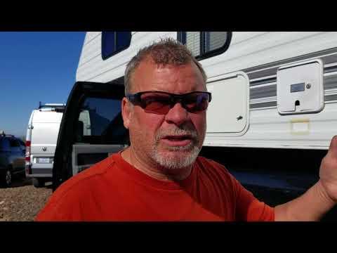RTR, Generators, Camper Battery, Lance Camper Metal Roof RV Living And Travel Vlog