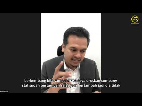 Blueprint of Staffing Solution (BOSS) - Tuan Husaini (Hassan Abdullah Hardware)