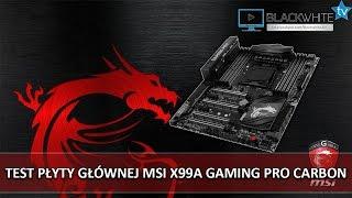 msi x99a gaming pro carbon lga 2011 3