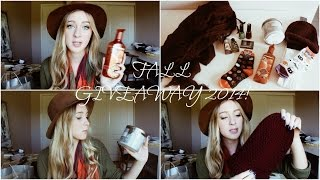 Fall Giveaway 2014! | ZaraForever CLOSED// Thumbnail