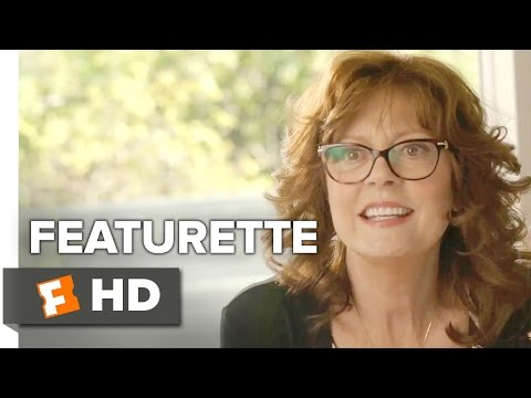 The Meddler Featurette  The Real Marnie 2016  Susan Sarandon, Rose Byrne Movie HD