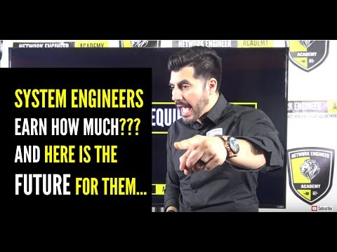 This is how much System Engineers EARN in 2018 & what THE FUTURE HOLDS for them!