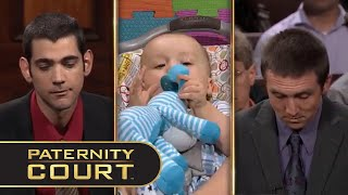 Messy Triangle! Two Men Aren't Sure Who's The Father of Child (Full Episode)   Paternity Court