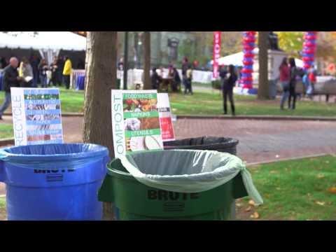 Green Campus Partnership: ReThink Your Footprint
