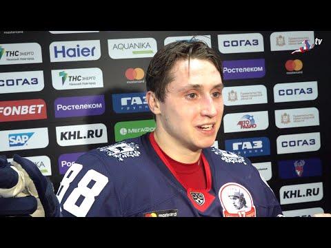 Видео: Дамир Жафяров о матче