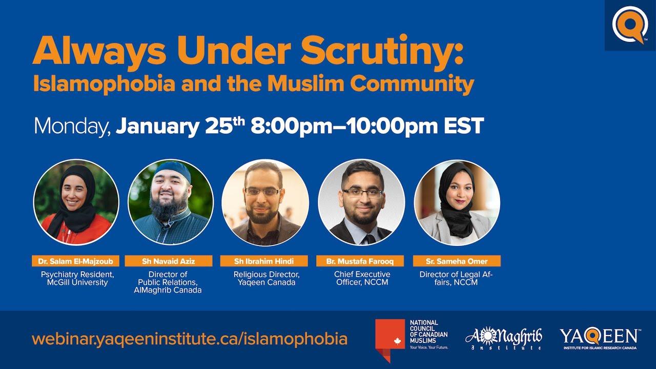 Islamophobia in Canada