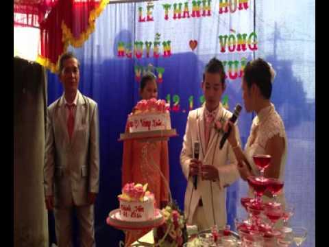 mc hay nhất 2014 ( đám cưới Việt Xuân )