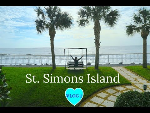 Visiting  St. Simons Island/King & Prince Resort