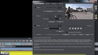 MAGIX Movie Edit Pro 2016 – Audio Dubbing tutorial (INT)