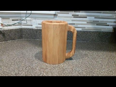 Building a Wooden Mug - Merry Christmas Jake!