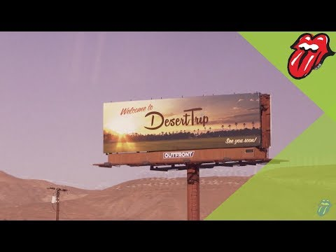 The Rolling Stones - Desert Trip