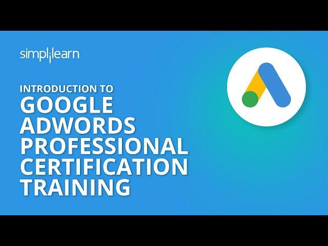 Google Adwords Training