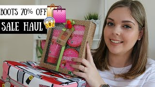 Boots 70% OFF Sale Haul | Emma Mumford
