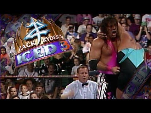 Zack Ryder's Iced 3 - June 2013, King of Ring 6/13/93 - Bret Hart vs Mr. Perfect - FULL MATCH
