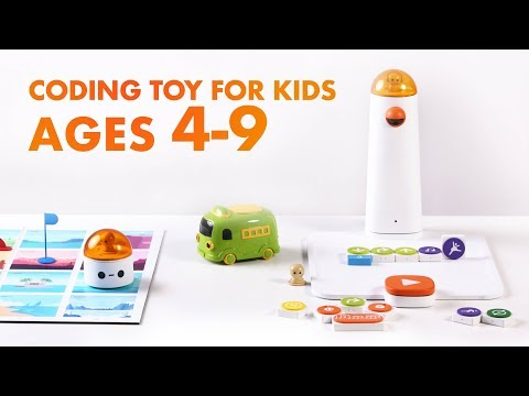 Matatalab STEM Coding Set-A new hands-on coding robot for kids ages 4+