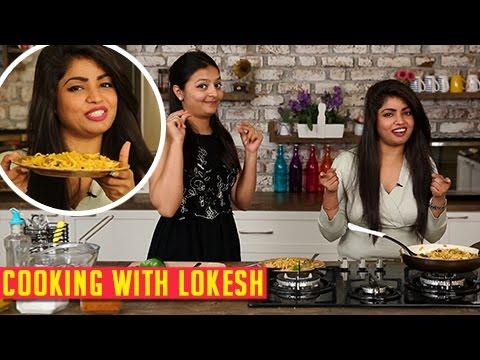 Lokesh Kumari Sharma Cooks TASTY Noodles For TellyMasala | Bigg Boss 10 | EXCLUSIVE INTERVIEW