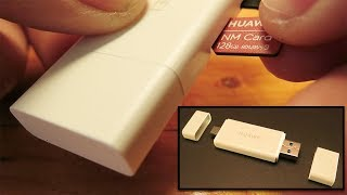 Huawei Nano Memory Card & Micro SD Card Reader (CF22R)