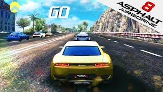 ASPHALT 8   Lamborghini Estoque Gameplay (iOS/iPad Gameplay) Monaco   Asphalt 8: Airborne