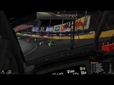 iRacing A Open @ Charlotte 8-22-2017 1