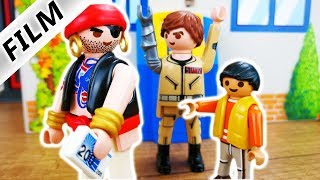 Playmobil Ghostbusters Film deutsch | Taschendieb klaut 200€ | Playmobil Film Marvin und Jonas