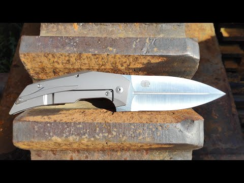 Нож T4000 Reate Knives. Чудеса случаются.